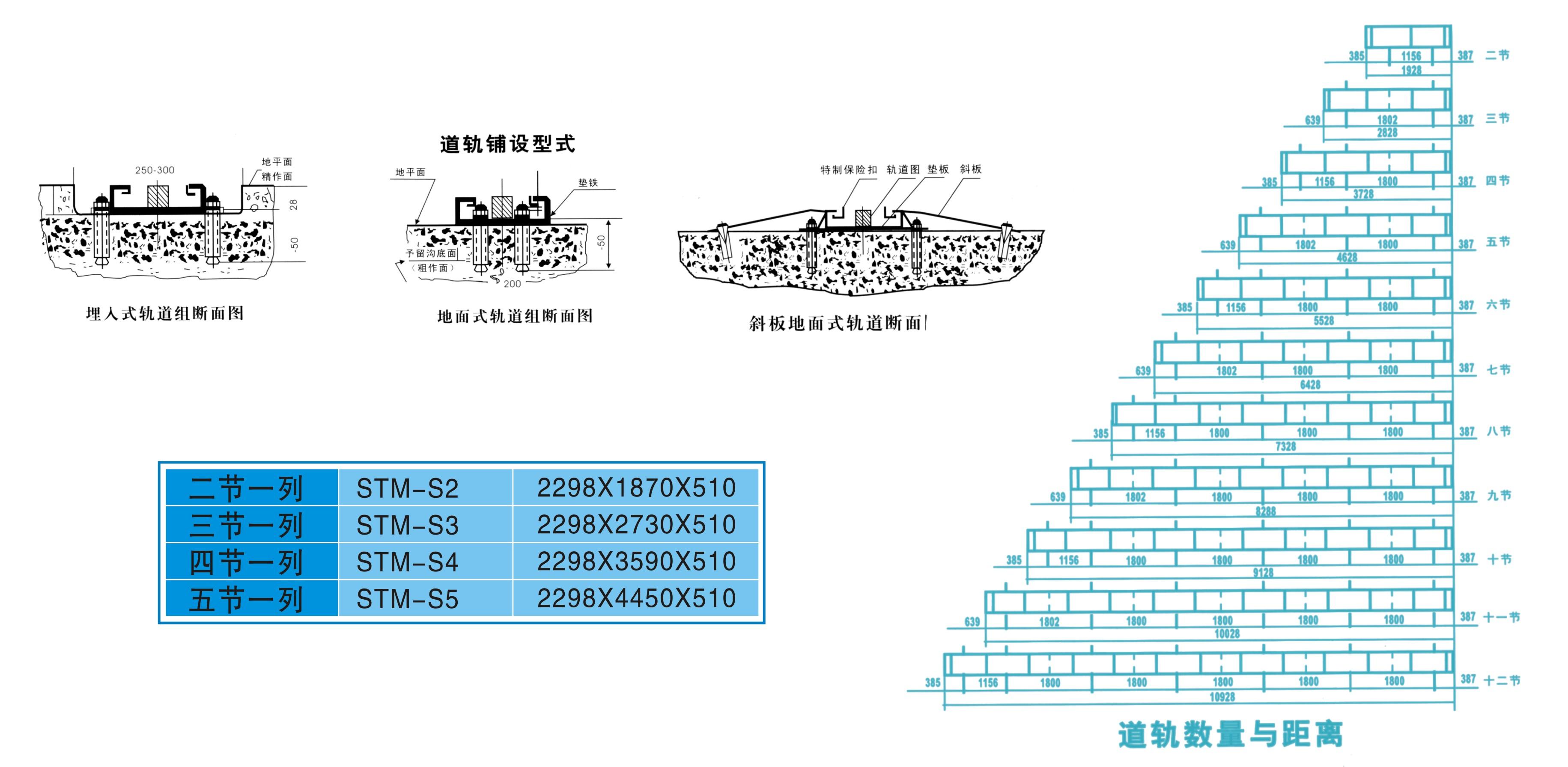 移动密集架结构示意图